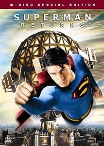 Superman Returns (2 DVDs im limitierten Steelbook, exklusiv bei Amazon mit Kühlschrankmagnet) [Limited Edition]