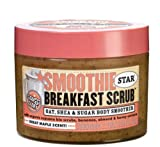 Soap And Glory The Breakfast Scrub Oat, Shea Butter & Sugar Body Smoother 300ml