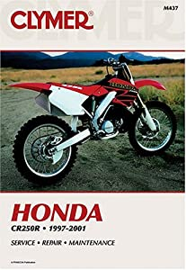 Honda: Cr250r 1997-2001 (Clymer Motorcycle Repair) Ed Scott and Jay Bogart