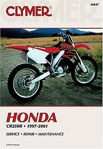 Honda: Cr250r 1997-2001 (Clymer Motorcycle Repair) Ed Scott and Jay Bogart