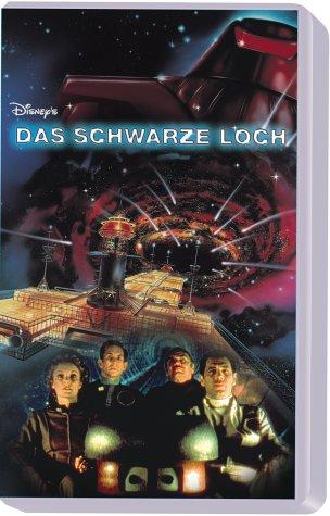 Das Schwarze Loch [VHS]