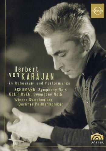 Herbert von Karajan - in Rehearsal and Performance (NTSC)