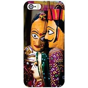 Apple iPhone 5S Back Cover - Love Designer Cases