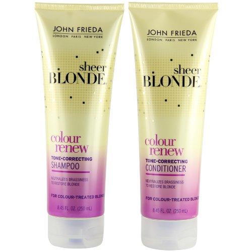 John Frieda Sheer Blonde Colour Renew Tone-Correct…