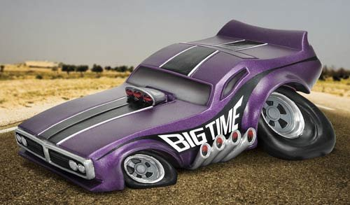 Hot Rod Big Time Monster Rides