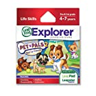 LeapFrog Explorer Learning Game: Pet Pals 2 (works with LeapPad & Leapster Explorer)