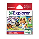 LeapFrog Pet Pals 2 Learning Game (works with LeapPad Tablets, LeapsterGS, and Leapster Explorer)