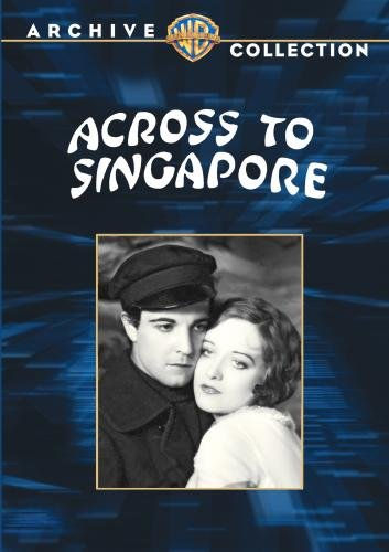 Across to Singapore [DVD] [1928] [Region 1] [US Import] [NTSC]