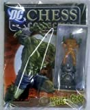 Various DC Chess Collection, No. 30: Killer Croc (Black Rook)