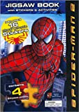 Spider-Man 2 Jigsaw Book: With Activities & Stickers