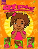 Q. T. Pie Coloring & Activity Book