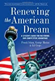 Renewing the American Dream: A Citizens Guide (Political Science Theory)