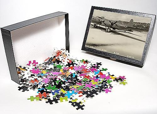 Photo Jigsaw Puzzle of Boeing B-17E Flying Fortress September 1941