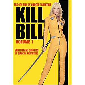 Kill Bill Vol. 1 cover