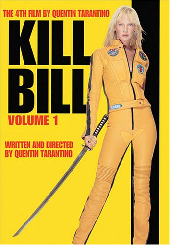 Cover art for  Kill Bill, Vol. 1
