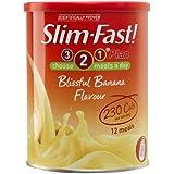 Slim Fast Powder Blissful Banana 438g