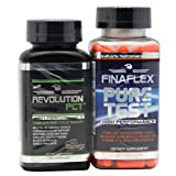 Finaflex Revolution PCT Black + Pure Test Combo