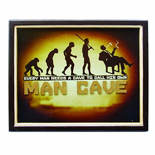 RAM-Gameroom-Products-Wall-Sign-Man-Cave-Every-Man-Needs-a-Cave-To-Call-His-Own