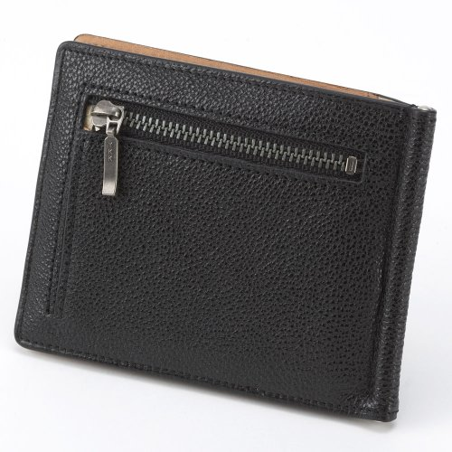 LuggageAOKI(青木鞄)[COMPLEX-GARDENS 陀羅尼]コインケース&札挟み チョコ(3545-56)