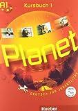 PLANET.1.Kursbuch (l.alum.)+CD x 2(text)