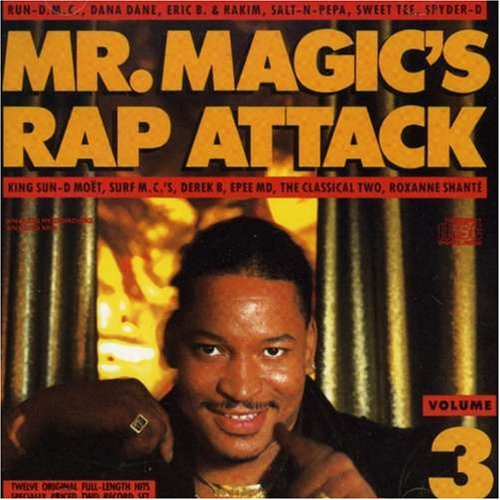 Mr. Magic's Rap Attack, Vol. 3