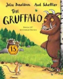 Julia Donaldson The Gruffalo 15th anniversary edition