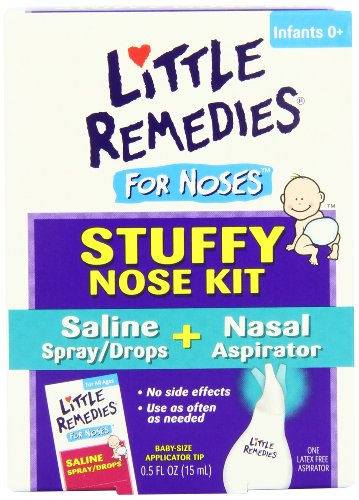 Little Noses Stuffy Nose Kit, 1 Kit (Pack Of 4) front-876475