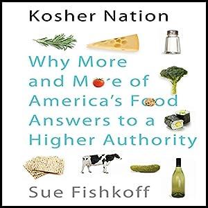 Kosher Nation Audiobook