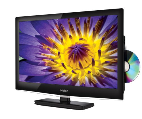 haier 22 inch led tv. haier lec22b1380 22-inch 1080p 60hz led hdtv/dvd combo 22 inch led tv