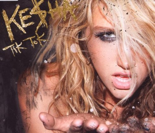 kesha tik tok album cover. Ke$ha Tik Tok cd cover
