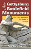 9780811712330: Guide to Gettysburg Battlefield Monuments: Find Every Monument and Tablet in the Park