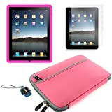 Apple iPad Hot Pink Bundle 