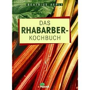 Rhabarber-Kochbuch auf amazon