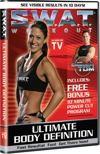Swat Workout: Ultimate Body Definition [DVD] [Region 1] [US Import] [NTSC]