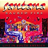 "Sacred Fire - Live In South Americavon ""Santana"""