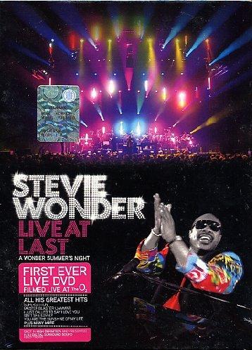 Stevie Wonder - Live At Last [DVD] [2009] [US Import]