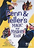 echange, troc Penn & Teller's Magic & Mystery Tour [Import USA Zone 1]