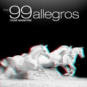 Amazon - The 99 Most Essential Allegros MP3 Album downloads - $1.99
