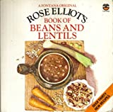 Book of Beans and Lentils (000636702X) by ROSE ELLIOT