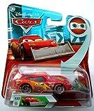 Disney Pixar Cars - Lenticular Series 2 - Lightning McQueen with Shovel - No. 123