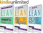 LEAN: Lean Bible - Six Sigma & 5S - 3...