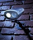 Auraglow Drahtloser Superhelles Sicherheitslicht mit PIR Bewegungssensor
