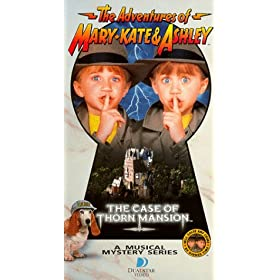 The Adventures of Mary-Kate & Ashley - The Case of Thorn Mansion
