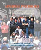 Abnormal Psychology, 4e with Mind Map II CD-ROM (0072881631) by Halgin, Richard P