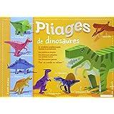 Pliages de dinosaures