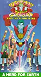 Captain Planet and the Planeteers: A Hero For Earth [VHS]