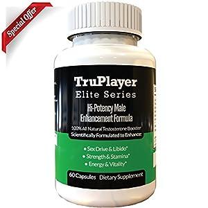 Elite male enhancement testosterone booster 1.5