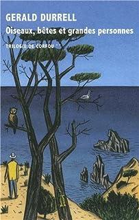 [Trilogie de Corfou 3] : Le jardin des dieux