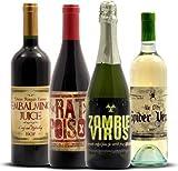Halloween Wine Bottle Stickers (8 count)