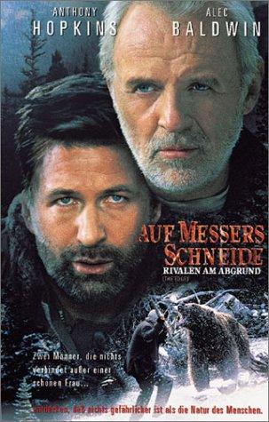 Auf Messers Schneide - Rivalen am Abgrund [VHS]